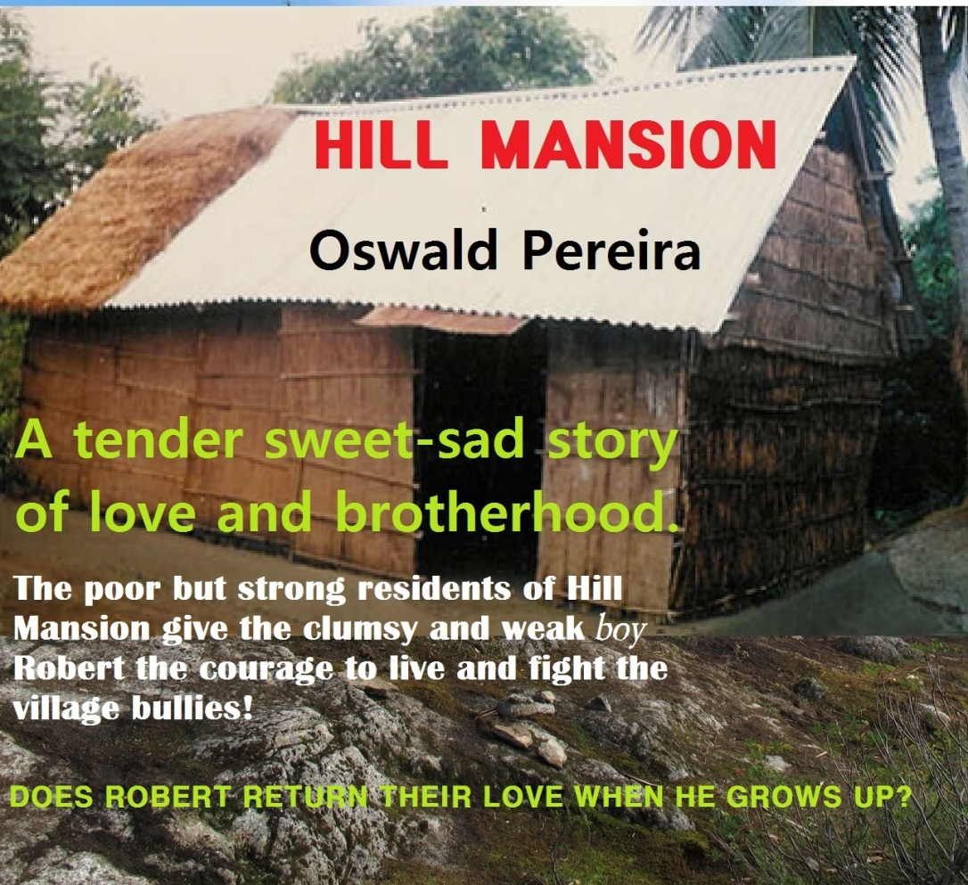 Hill Mansion Blurb